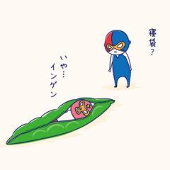インゲン豆の日